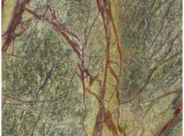 Зеленый мрамор - Мрамор Bidasar Green