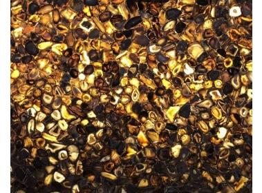 Полудрагоценные камни - Yellow agate