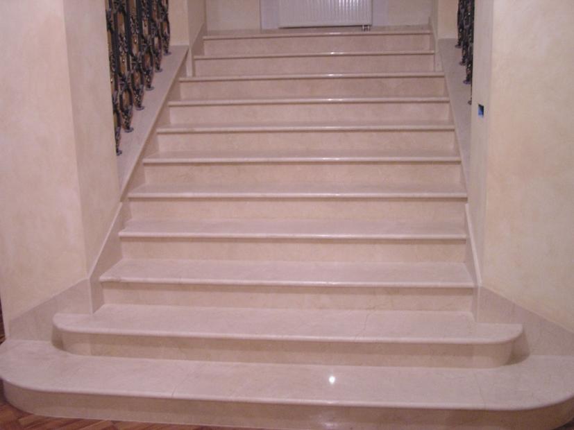 Лестницы и ступени из мрамора - 7