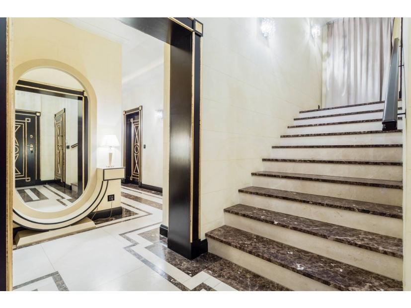 Лестницы и ступени из мрамора - 6