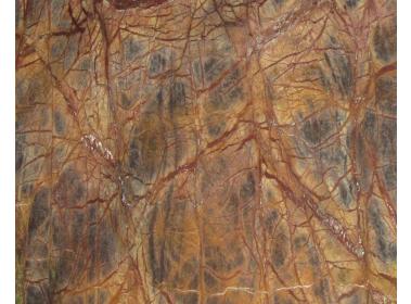 Коричневый мрамор - Мрамор Bidasar Brown
